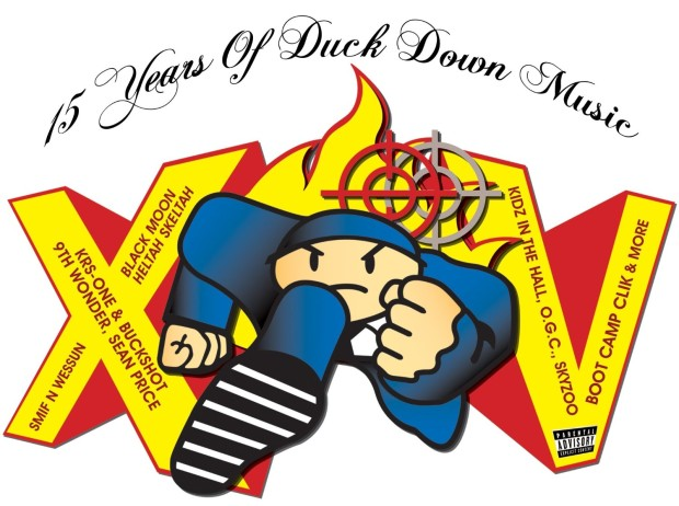 Duck Down 15周年!!