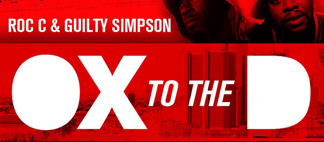 [Audio] Roc C x Guilty Simpson / Ox 2 The D (E.P)