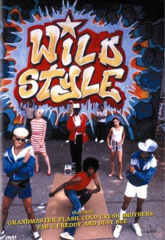 [DVD] WILD STYLE