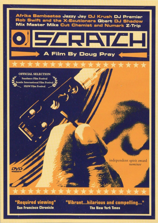 [DVD] SCRATCH (日本語版)