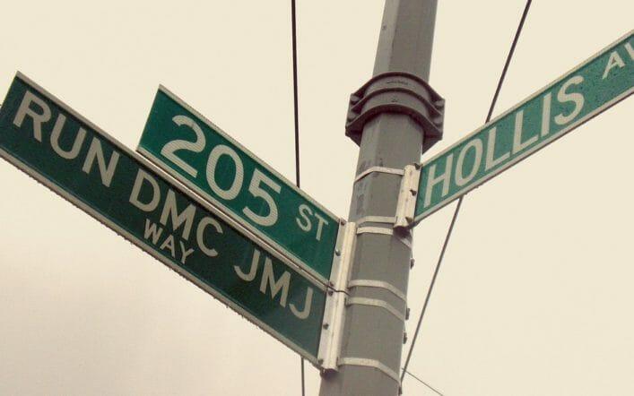 RUN DMC JMJ通り