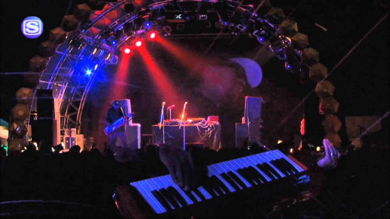 [Video] Dam-Funk / Candy Dancin Live at Taicoclub '11