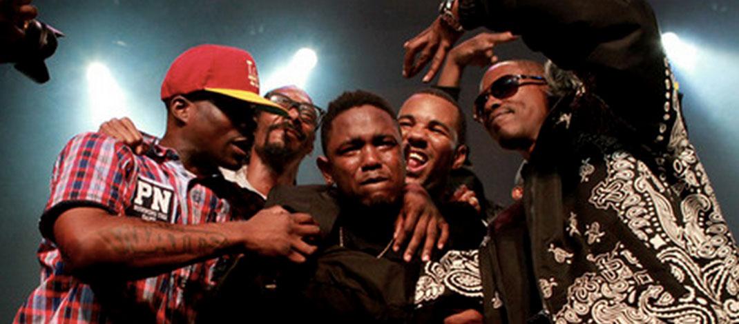 Kendrick Lamarが新ウェスト・コースト・キングに!