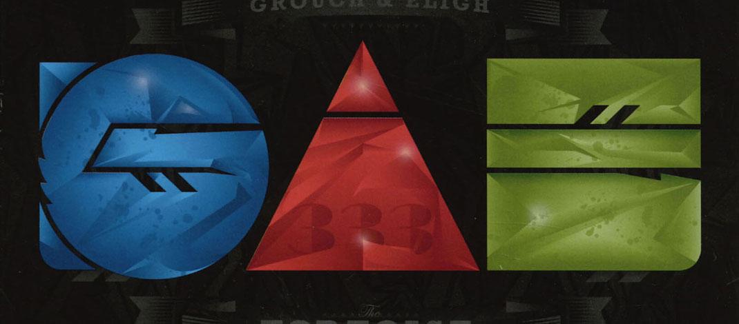 [Triple Album] The Grouch & Eligh / The Tortoise & The Crow