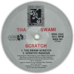 label_tha_swami_scratch_on_the_spot_nrs_101_1984_a_1b75e22dd5