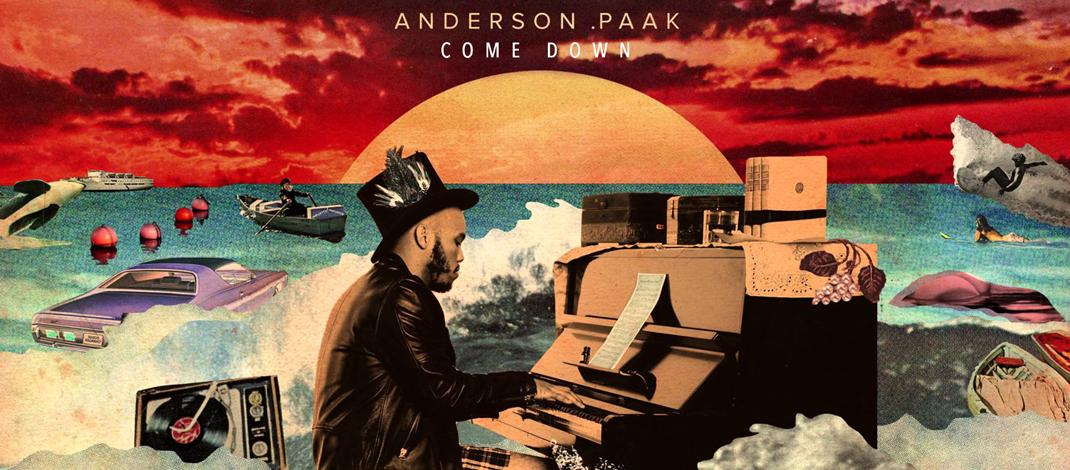 [Album] Anderson .Paak / Malibu