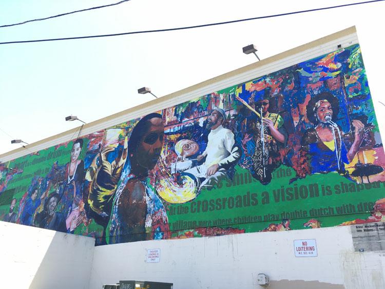 YAPPARI HIPHOP初LA紀行 ヒップホップ的観光スポット