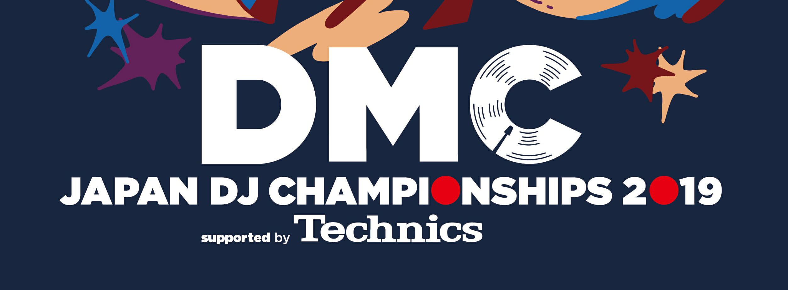 DMC JAPAN DJ CHAMPIONSHIPS 2019 supported by Technics開催!